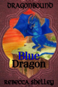Thumbnail image for Dragonbound: Blue Dragon by Rebecca Shelley