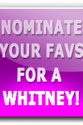 Thumbnail image for Updated Nominate a Whitney Button