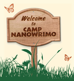 Post image for Camp NaNoWriMo